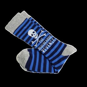 Sosete Bluebeards Revenge Manly Socks (1 Pair, 1 size)