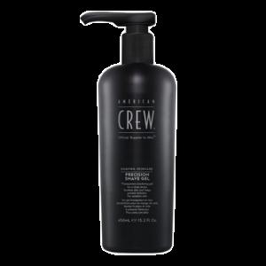 Gel de barbierit transparent- American Crew SSC Precision Shave Gel 450 ml