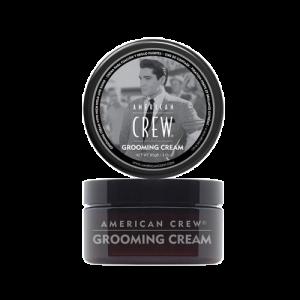 Ceara fixare puternica si luciu intens- American Crew King Grooming Cream 85 gr