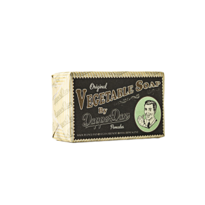 Vegetable Soap 190 gr - Sapun de baie Dapper Dan