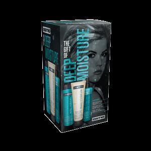Set cadou Osmo Deep Moisture Hair Gift Pack