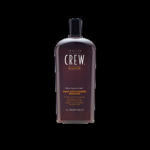 American Crew daily moisturising shampoo 1000ml