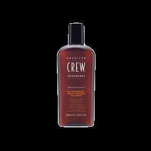 American Crew tricl anti dandruff + sebum control shampoo 250 ml