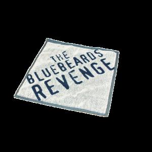 Prosop mic 32 x 34,5 cm Bluebeards Revenge Flannel