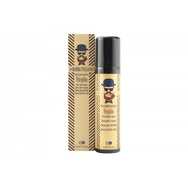 VIRGILIO post-shave spray 75ml