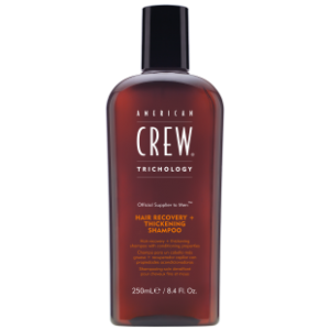 crew trick hr thickening shampoo 250ml