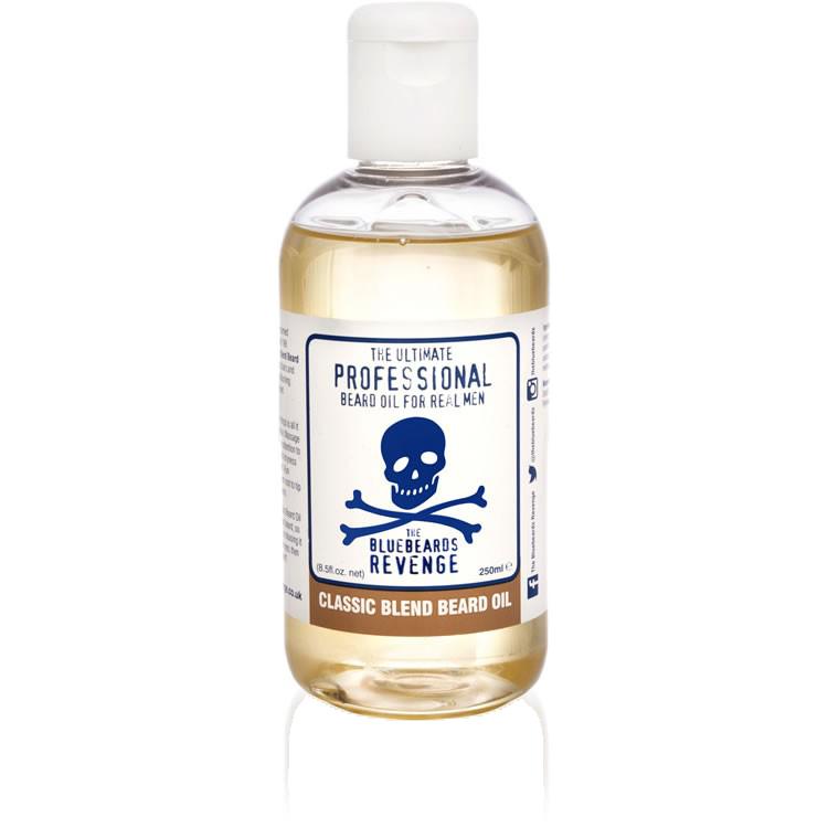 Bluebeards Revenge Classic Blend Beard Oil 250ml