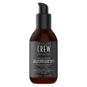 After shave balsam crema- American Crew SSC Face Balm SPF 15 170 ml
