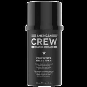 Spuma de barbierit- American Crew SSC Protective Shave Foam 300 ml