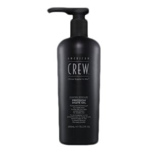 Gel de barbierit transparent- American Crew SSC Precision Shave Gel 450 ml