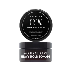 Pomada fixare foarte puternica- American Crew Heavy Hold Pomade 85 gr