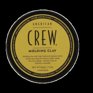 Ceara fixare puternica si luciu mediu- American Crew King Molding Clay 85 gr