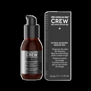 Ulei de shaving- American Crew SSC Ultra Gliding Shave Oil 50 ml