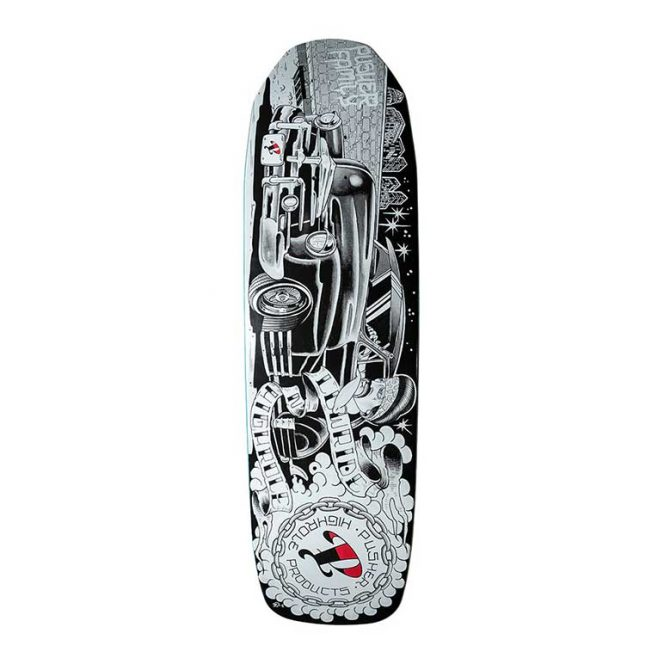 Skateboard Pusher O.D. Deck 9″