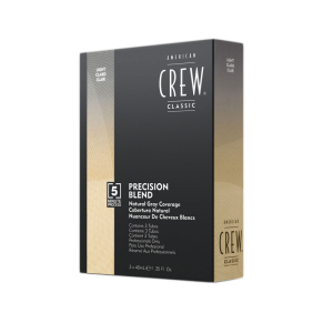 Vopsea American Crew precision blend light 40 ml (x3)
