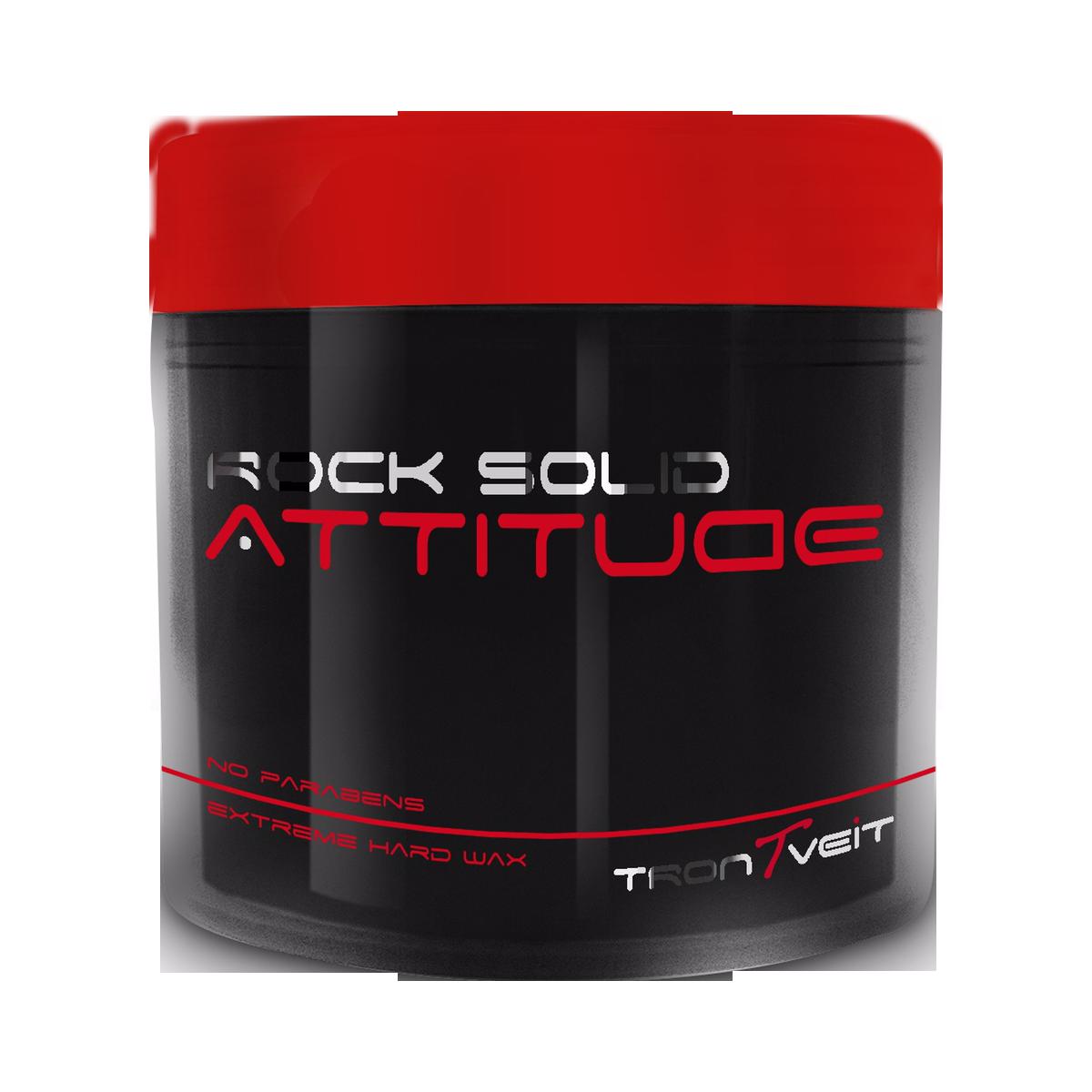 Attitude Rock Solid
