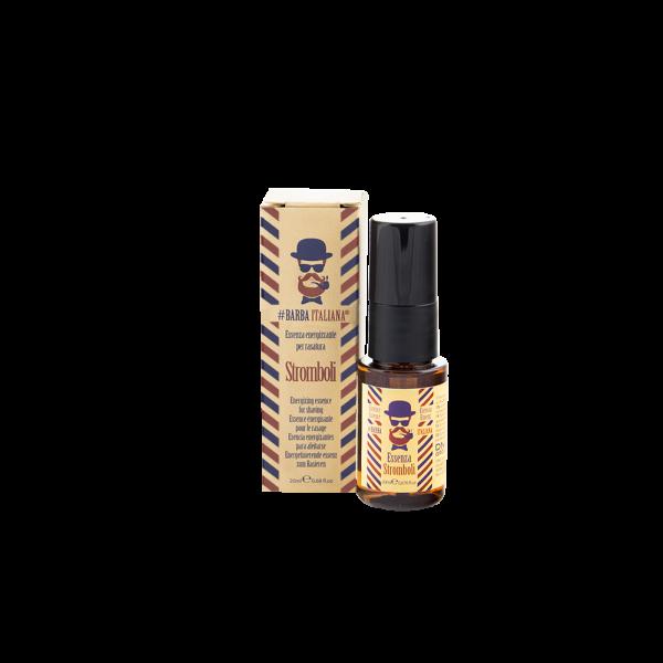 Energizing shaving essence STROMBOLI