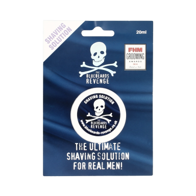 Bluebeards Revenge Shaving Solution