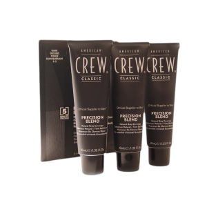 Vopsea American Crew precision blend medium ash 40 ml (x3)