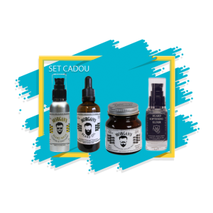 Set Cadou - Morgan's Beard Recipe